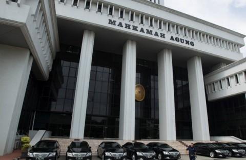 Gedung Mahkamah Agung (Foto: Antara/Rosa Panggabean)