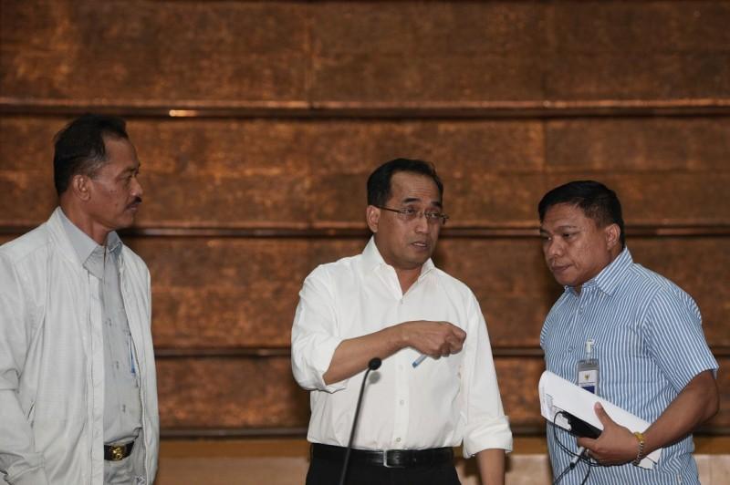 Menteri Perhubungan Budi Karya Sumadi - ANTARA/Sigid Kurniawan