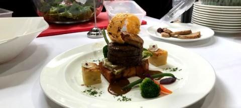 Classic Beef Rossini Style di acara Prancis Good France. (Foto: