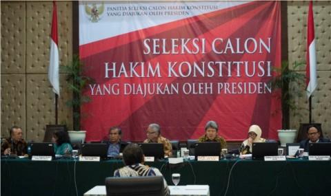 Presiden Segera Bentuk Tim Pansel Hakim MK