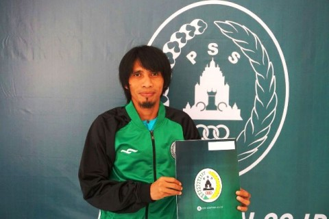 Syamsul Bachri Chaeruddin kini berseragam PSS