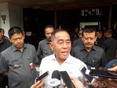 Menhan akan Evaluasi Alutsista TNI