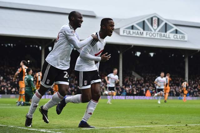Ryan Sessegnon (Foto: AFP PHOTO / Glyn KIRK)