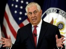 Tillerson Akui Tahu Pemecatan Dirinya Lewat Twitter
