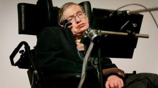 Fisikawan Inggris Stephen Hawking Meninggal