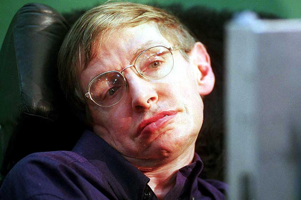 Fisikawan Stephen Hawking Meninggal Dunia