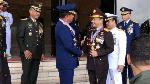 Kapolri Sebut Penghargaan TNI Bukan Seremonial Belaka