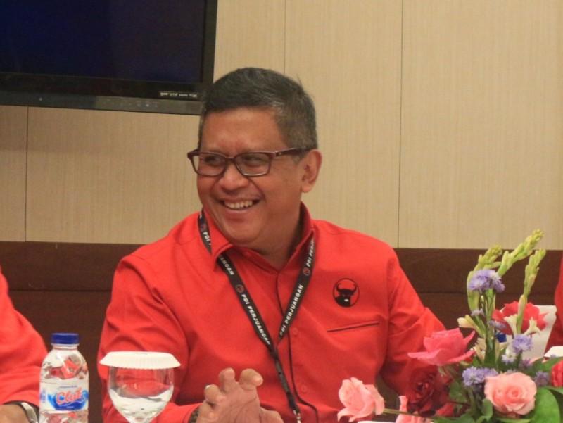 Sekretaris Jenderal (Sekjen) PDI Perjuangan Hasto Kristyanto - Medcom.id/Dheri Agrieta.