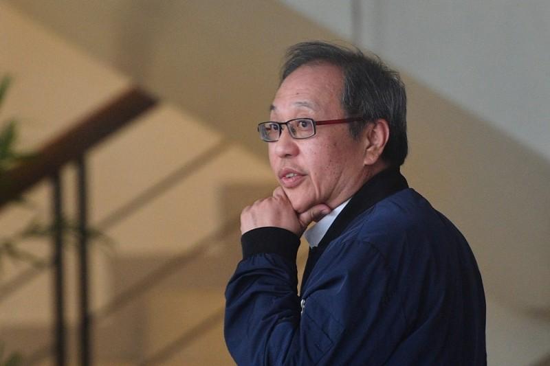 Pemilik PT OEM Investment, Pte Ltd Made Oka Masagung - ANT/Sigid Kurniawan.