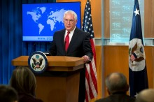 Cerita Wartawan Kemenlu AS soal Pemecatan Rex Tillerson