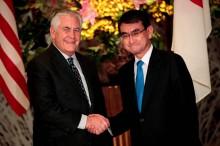 Menlu Jepang Sayangkan Pemecatan Rex Tillerson