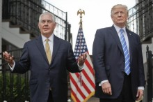 Tillerson Minta Seluruh Diplomat Lanjutkan Misi Kemenlu AS