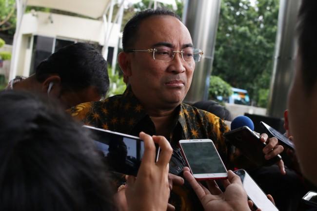 Pengacara tersangka dugaan korupsi proyek KTP Elektronik Setya Novanto, Firman Wijaya. Foto: Antara/Rivan Awal Lingga