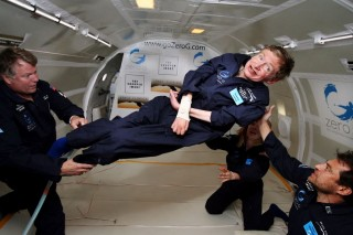 Dunia Berkabung atas Wafatnya Stephen Hawking