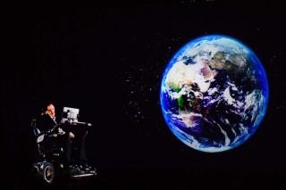 Laboratorium Stephen Hawking adalah Alam Semesta