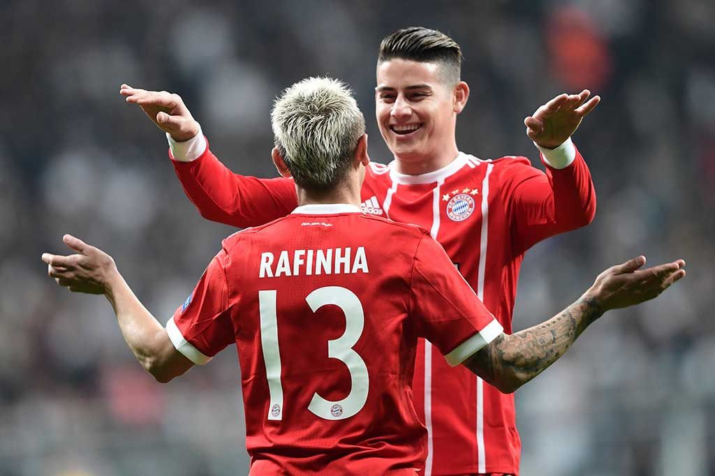 Muenchen ke Delapan Besar Liga Champions