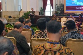 Presiden Kritik Pertumbuhan Kredit Perbankan Nasional