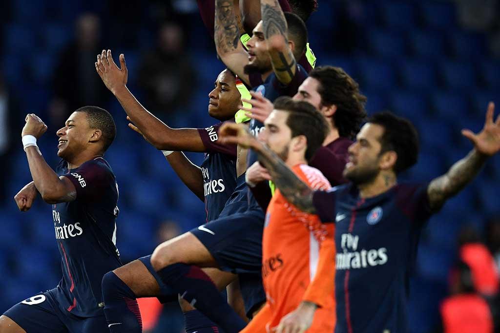 Tekuk Angers, PSG Kukuh di Puncak Klasemen