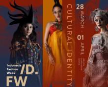 IFW 2018 Pamerkan Tiga Budaya Indonesia