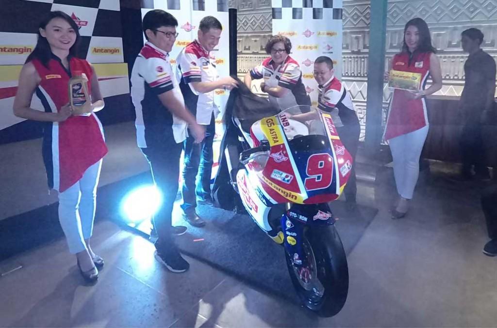 Tim Gresini Moto2 Semakin Indonesia