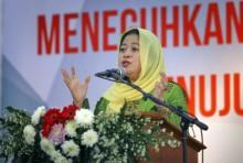 Puan Ungkap Kriteria Calon Pendamping Jokowi