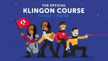 Duolingo Sediakan Pelajaran Bahasa Klingon dari Star Trek
