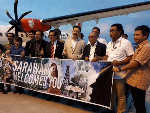 Pembukaan Rute Baru Penerbangan Buat Turis Rajin ke Indonesia