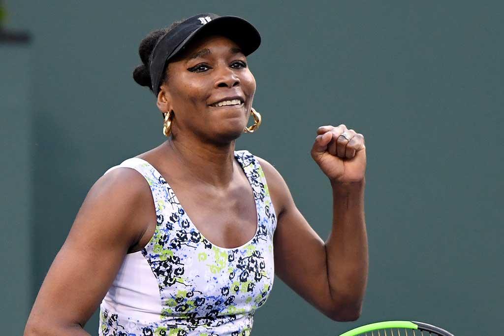 Venus Williams Belum Terbendung