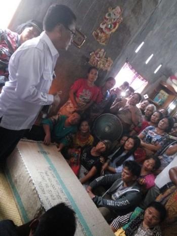 BNP2TKI Kawal Proses Hukum Kasus Kematian Santi Simbolon