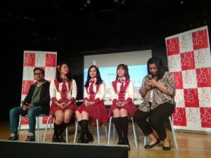 Kilas Balik dalam Konser Kelulusan Melody JKT48