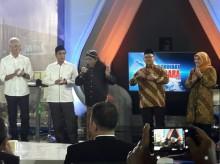 Ganjar Buat Kampanye Akbar, Sudirman Datangkan Prabowo