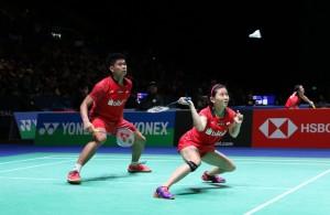 Praveen/Debby Terhempas, Indonesia Kirim Satu Wakil ke Semifinal