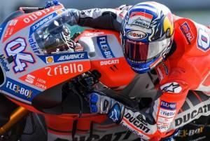 Dovizioso Pimpin FP1 MotoGP Qatar