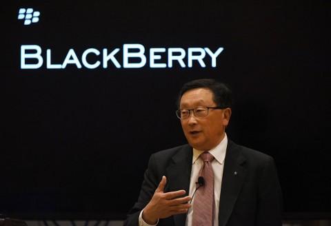 John Chen Masih Pimpin BlackBerry Sampai 2023