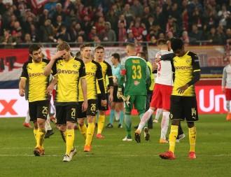 Tersingkir di Liga Europa, Dortmund Dituntut Bangkit di