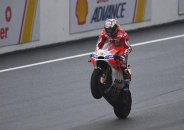 Hasil FP2: Dovi Konsisten, Rossi dan Marquez Merosot