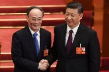Tokoh Anti-Korupsi Dipilih Parlemen Jadi Wapres Tiongkok