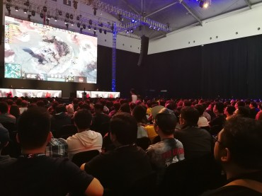 Laga GESC: Indonesia DOTA 2 Minor Digelar