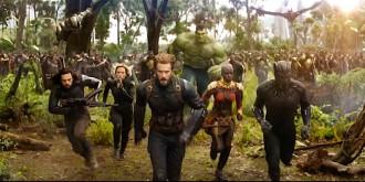 Cuplikan Infinity War Terbaru Perang Avengers dan Pasukan Thanos