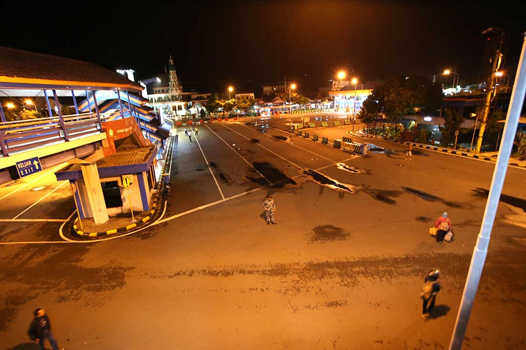 Nyepi, Penyeberangan Ketapang-Gilimanuk Tutup Total