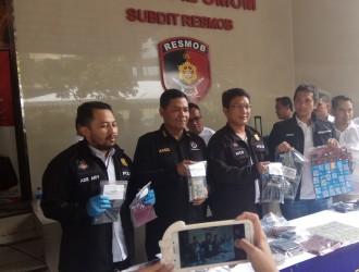 Polisi Beberkan Peran Kawanan Pembobol ATM