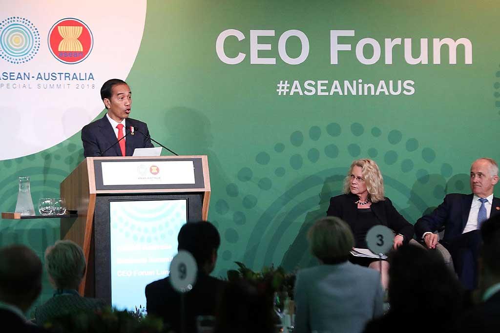 Presiden Nyatakan Kelas Menengah Jadi Kekuatan ASEAN