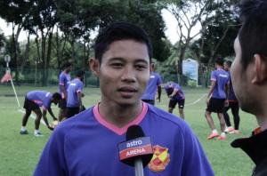 Evan Dimas Cetak Gol Debut di Selangor