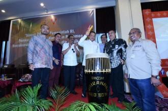 Infrastruktur Musik Bertaraf Internasional Diresmikan di Ambon