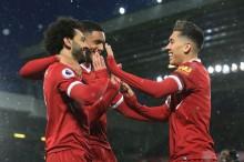 Quattrick Salah Bantu Liverpool Hancurkan Watford