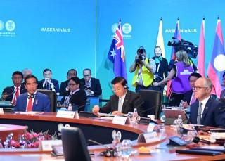 Jokowi: ASEAN-Australia Saling Menguntungkan