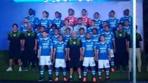 Persib Luncurkan Skuat 2018 Tanpa Michael Essien