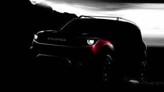 Ford Pamerkan Teaser SUV Baru