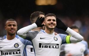 Icardi Cetak <i>Quattrick</i>, Inter Perkasa di Markas Sampdoria