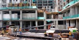 PT Waskita Karya Hentikan Sementara Proyek Rusun Pasar Rumput